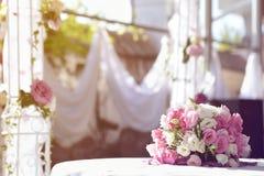 Der Blumenstrauß Lizenzfreie Stockfotos