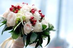 Der Blumenstrauß Stockfoto