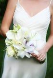 Der Blumenstrauß der Braut Lizenzfreie Stockbilder