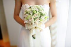 Der Blumenstrauß der Braut Lizenzfreie Stockfotografie