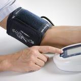 Der Blutdruck Lizenzfreie Stockfotografie