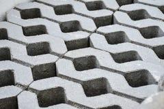 Der Boden des Block-Hauses Lizenzfreies Stockfoto