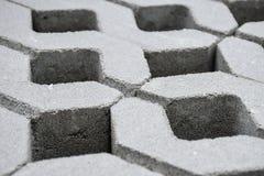 Der Boden des Block-Hauses Lizenzfreie Stockfotos