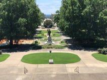 Der Boden Süd-Carolina State Houses in Kolumbien, Sc Lizenzfreies Stockbild