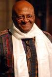 Der Bogen-Bischof Emeritus Desmond Tutu Stockfotos