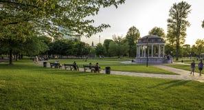 Der Boston-allgemeine Garten Lizenzfreies Stockfoto