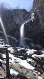 Der Boyana-Wasserfall stockfotos