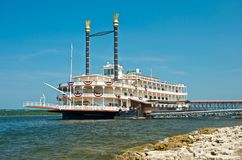Der branson-SchönheitShowboat Stockbilder