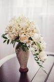 Der Braut ` s Blumenstrauß Stockbilder