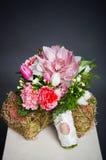 Der Brautblumenstrauß Lizenzfreie Stockfotografie