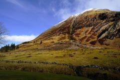Der Brei von Glencoe, Schottland Lizenzfreie Stockbilder