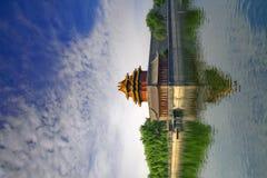 Der britische Palast Stockbild