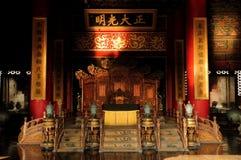 Der britische Palast Lizenzfreie Stockbilder