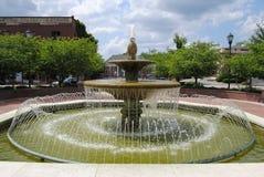 Der Brunnen Stockbild