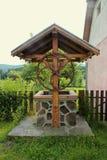Der Brunnen Stockfotos