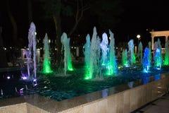 Der Brunnen Stockfotografie