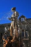 Der Brunnen Stockbilder