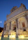 Der Brunnen Acqua Paola in Rom Lizenzfreie Stockbilder