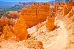 Der Bryce Canyon USA Lizenzfreie Stockfotos