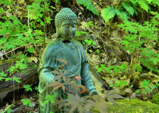 Der Buddha Lizenzfreies Stockfoto