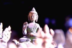Der Buddha Lizenzfreie Stockfotografie
