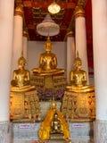 Der Buddha-Bildhintergrund stockbild