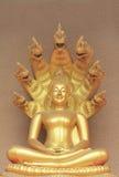 Der Buddha-Status Lizenzfreie Stockfotografie