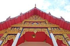 Der buddhistische Tempel Lizenzfreies Stockbild