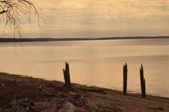 Der bunte Potomac Stockfotos