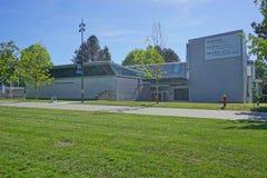 Der Campus der Universität des Britisch-Columbia (UBC) stockfotos