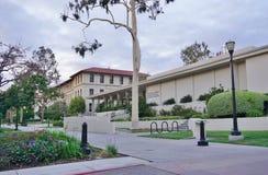Der Campus des abendländischen Colleges (Oxy) lizenzfreies stockfoto