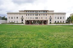 Der Campus von Caltech (California Institute of Technology) Lizenzfreies Stockfoto
