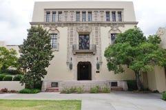 Der Campus von Caltech (California Institute of Technology) stockfotografie