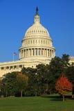 Der Capitol Hill Lizenzfreies Stockbild