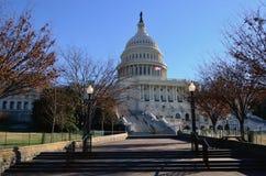Der Capitol Hill Lizenzfreie Stockfotos