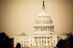 Der Capitol Hill stockfoto