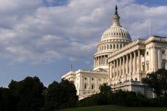 Der Capitol Hill Lizenzfreies Stockfoto
