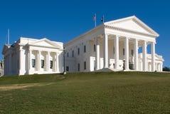 Der Capitol Hill - Richmond, VA Stockfotos