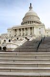 Der Capitol- Hillgebäude Stockfotografie