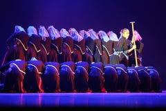 Der 10. China-Kunstfestival-Tanzwettbewerb Lizenzfreie Stockfotografie