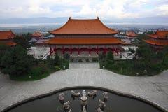 Der Chongsheng-Tempel Lizenzfreies Stockbild