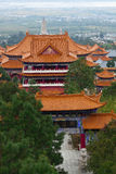 Der Chongsheng-Tempel Lizenzfreies Stockfoto