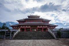 Der Chongsheng-Tempel Stockfotos