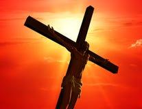 Der Christ lizenzfreie abbildung