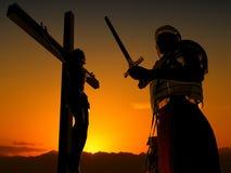 Der Christ lizenzfreie stockfotos
