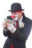Der Clown Lizenzfreies Stockbild