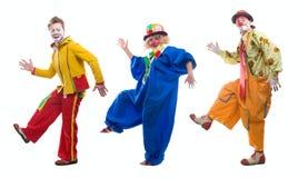 Der Clown Stockfoto