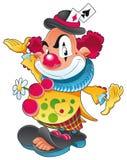 Der Clown Lizenzfreies Stockfoto