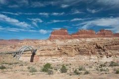 Der Colorado-Brücke Stockfotos