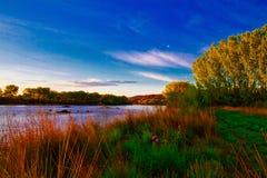 Der Colorado-Frühlings-Sonnenaufgang Lizenzfreie Stockfotografie
